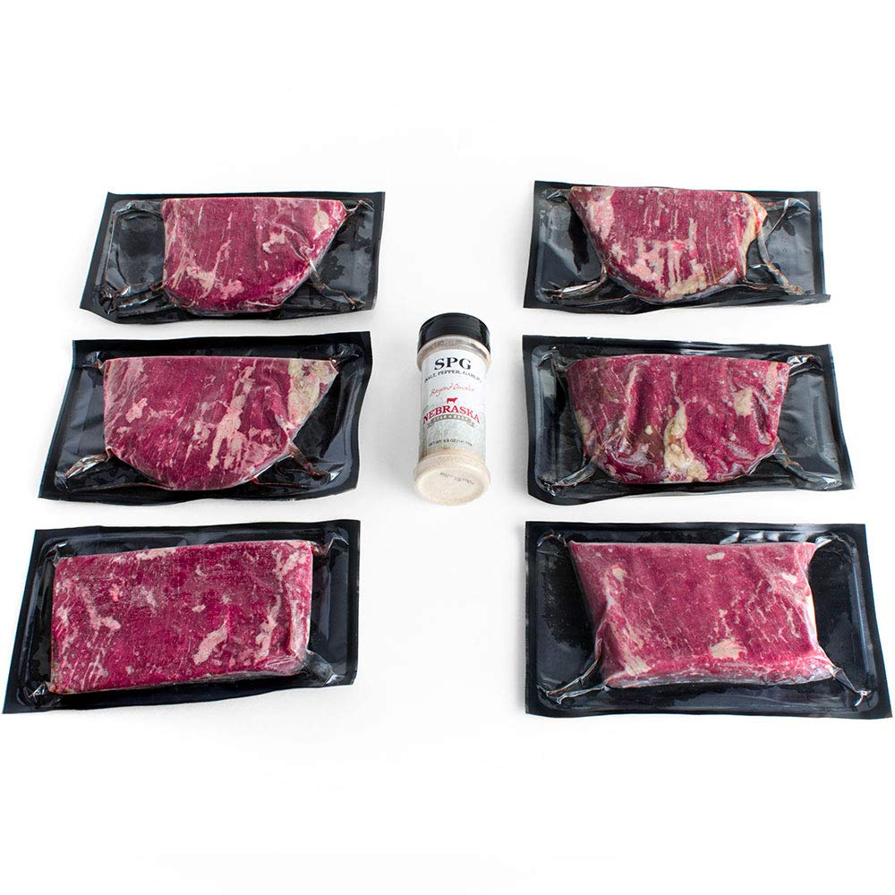 Nebraska Star Beef 6 Piece Flank Steak