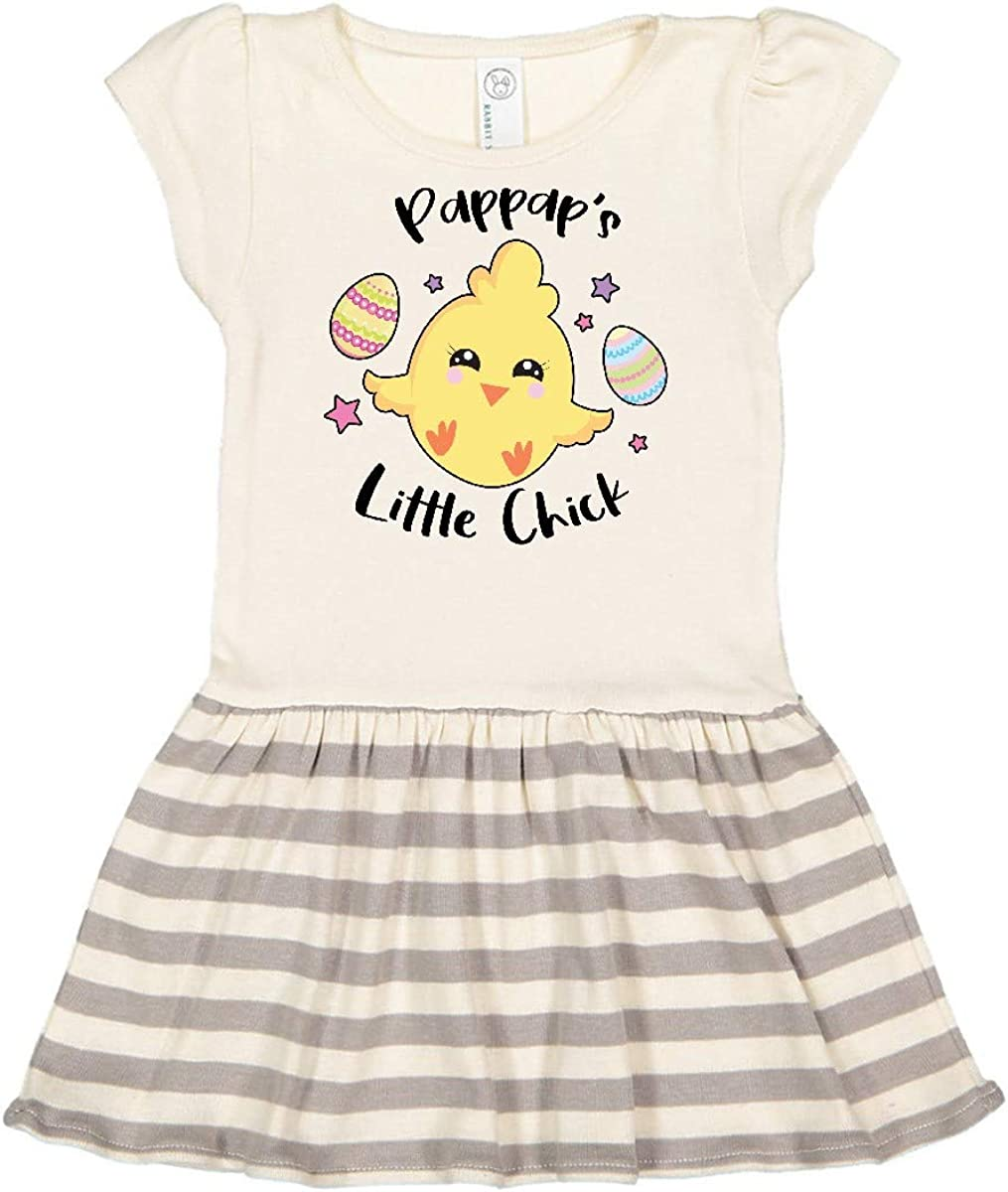inktastic Happy Easter Fathers Little Chick Toddler T-Shirt