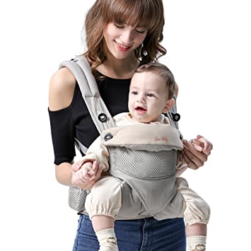 Baby Harness Summer Breathable Models Comfort Baby Harnesses Newborn