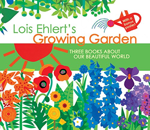 Lois Ehlert's Growing Garden Gift Set