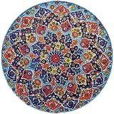 ArioCraft Handmade Decorative Ceramic Plate