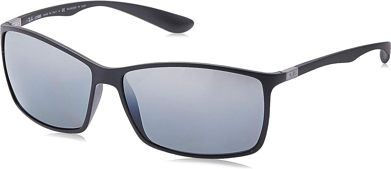RAY-BAN Rb4179 Gafas de sol, Black, 61 para Hombre