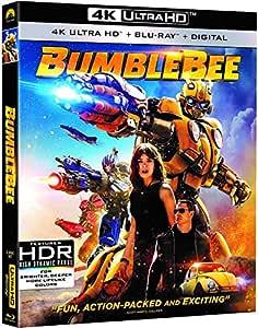 Bumblebee (4K UHD + Blu-ray + Digital)