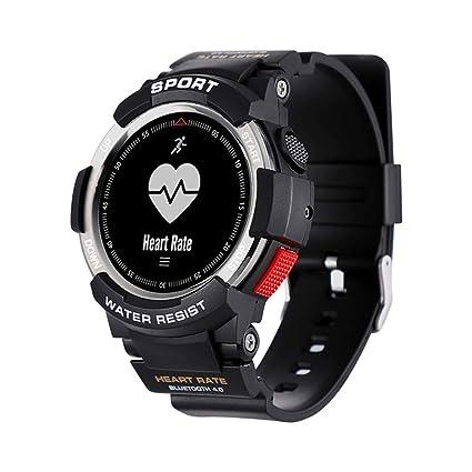 Amazon.com: LIU551 Smart Watch Heart Rate Detection IP68 ...