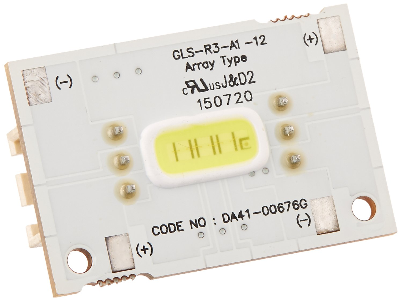 Samsung DA41-00676G Refrigerator LED Lamp PBA