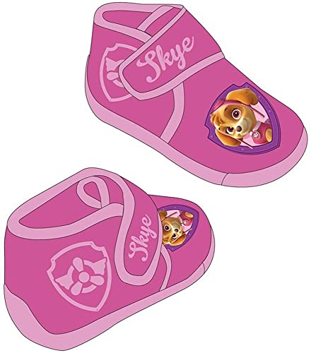Paw Patrol , Chaussons pour fille rose rose - rose - rose, 21/22