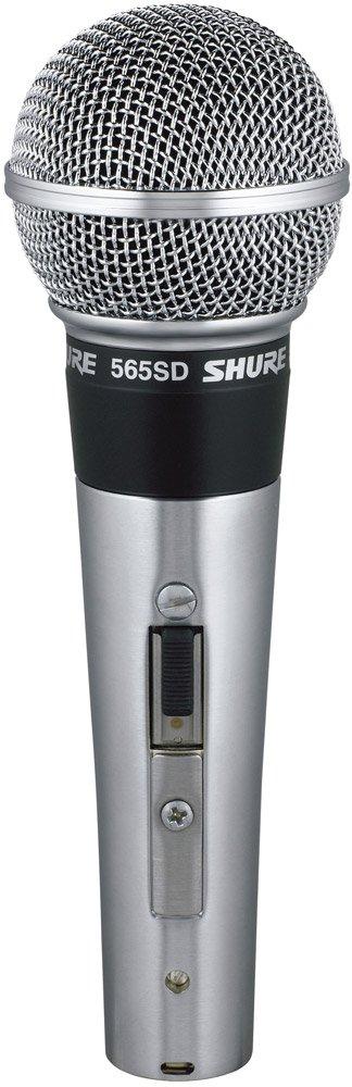 SHURE ダイナミックマイク 565SD-LC 565SD-LC-X 【国内正規品】   B01AJ22BG4