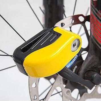 MIAO Cerradura para bicicleta - Alarma para bicicleta de montaña ...