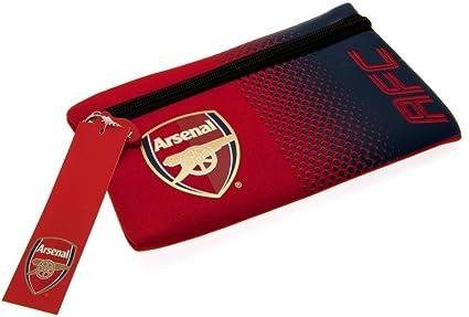 Arsenal FC - Estuche (Talla Única) (Rojo/Azul): Amazon.es: Ropa y accesorios
