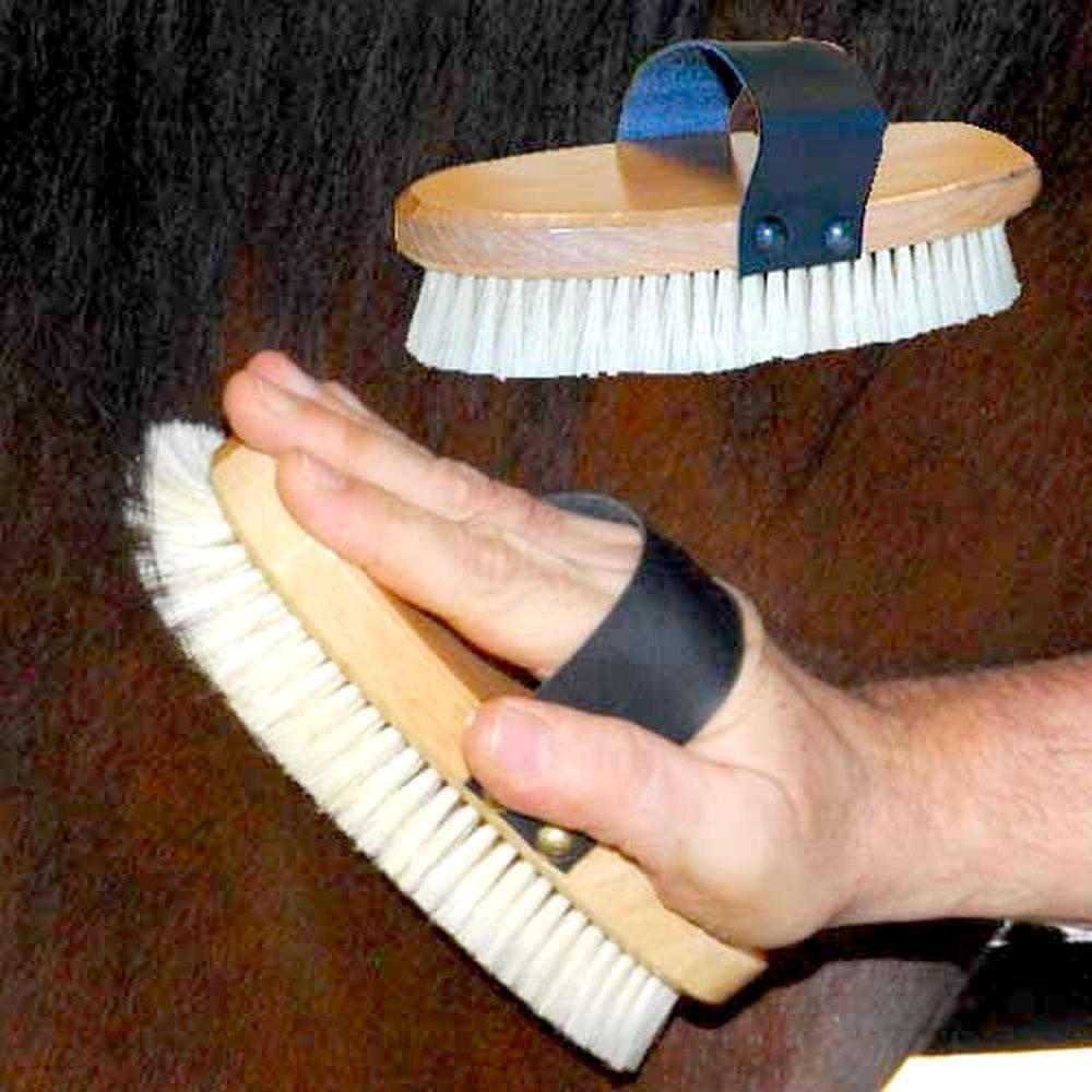 Elite Horse Brush 7.5 x 3.5