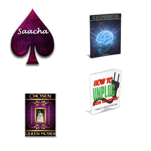 (Inlighten Me Products : Saacha Spade INlightening People Into Truth, Freedom & Purpose)