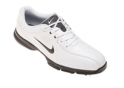7780e981fb5c Buy Nike Mens Durasport III Wide Spiked Golf Shoes - White (Size  UK 7.5)  Online at Low Prices in India - Amazon.in