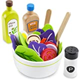 Wood Eats! Succulent Salad Playset (36pcs.) by Imagination Generation