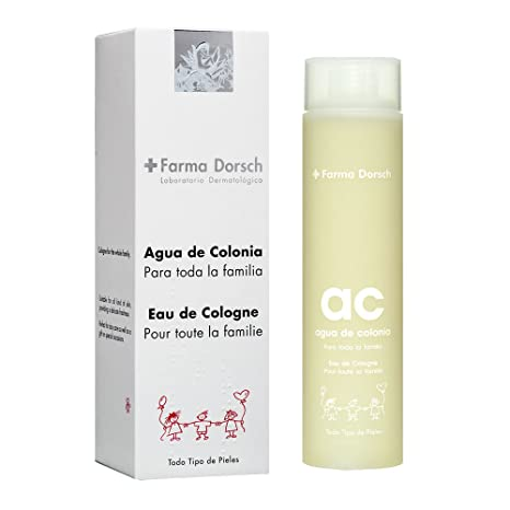 Farma Dorsch 56058.0 - Agua de colonia, 200 ml