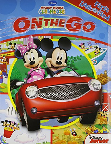 Disney® Mickey Mouse Clubhouse On the Go First Look and Find