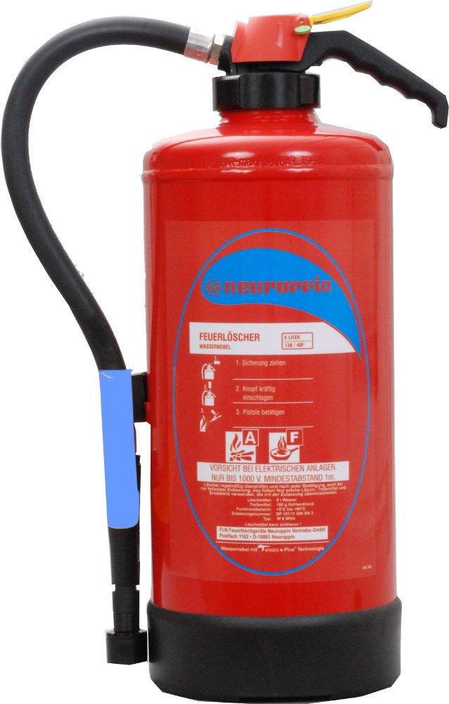 Turbo Wassernebellöscher 6L Neuruppin Aufladelöscher W6 WNA FLN - AF WO38
