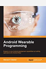 Android Wearable Programming Paperback