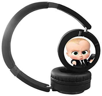 The Boss bebé fresco Brother nuevo Cool auriculares Bluetooth, auriculares inalámbricos, diadema, suave: Amazon.es: Electrónica