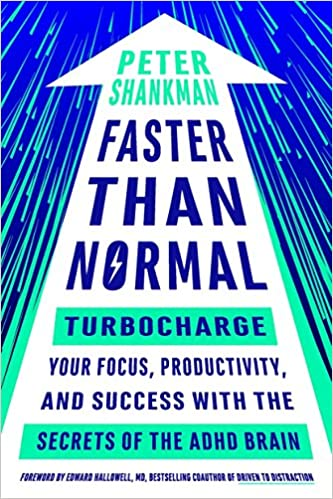 An Upside Of Having Adhd Outside Box >> Faster Than Normal Turbocharge Your Focus Productivity And