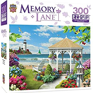MasterPieces Memory Lane Oceanside View 300 Piece EZ Grip Jigsaw Puzzle