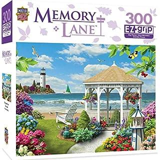 MasterPieces Memory Lane Oceanside View 300 Piece EZ Grip Jigsaw Puzzle