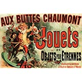 Jouets Poster as seen on Friends