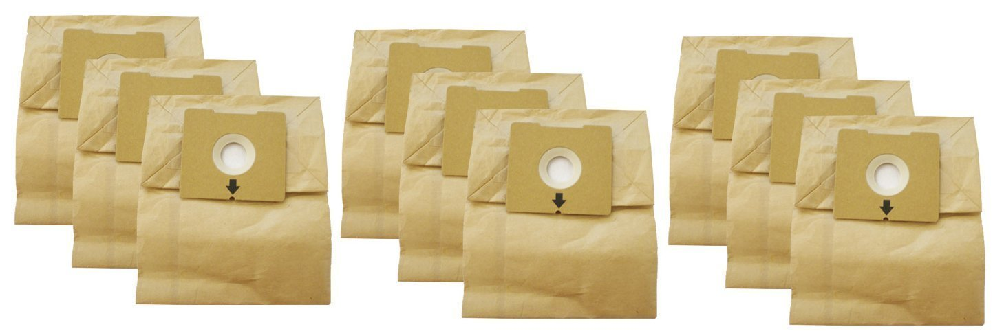 Bissell Dust Bag (3) 3pks 4122 Series #2138425 (9 total bags)