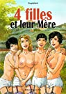 4 filles et leur mère par Hugdebert