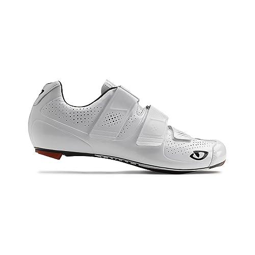 Giro Giro - Zapatillas de Ciclismo para Hombre Gloss White/White: Amazon.es: Zapatos y complementos