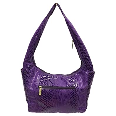 Image Unavailable. Image not available for. Color  HOBO LIGHTWEIGHT BACK  AND SHOULDER FRIENDLY SULMA SNAKE PRINT ... 82504dcd01