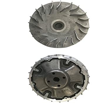 CVT Primary Driver Clutch for Hisun UTV/ATV 500CC, 700CC Engine: Amazon.es: Coche y moto