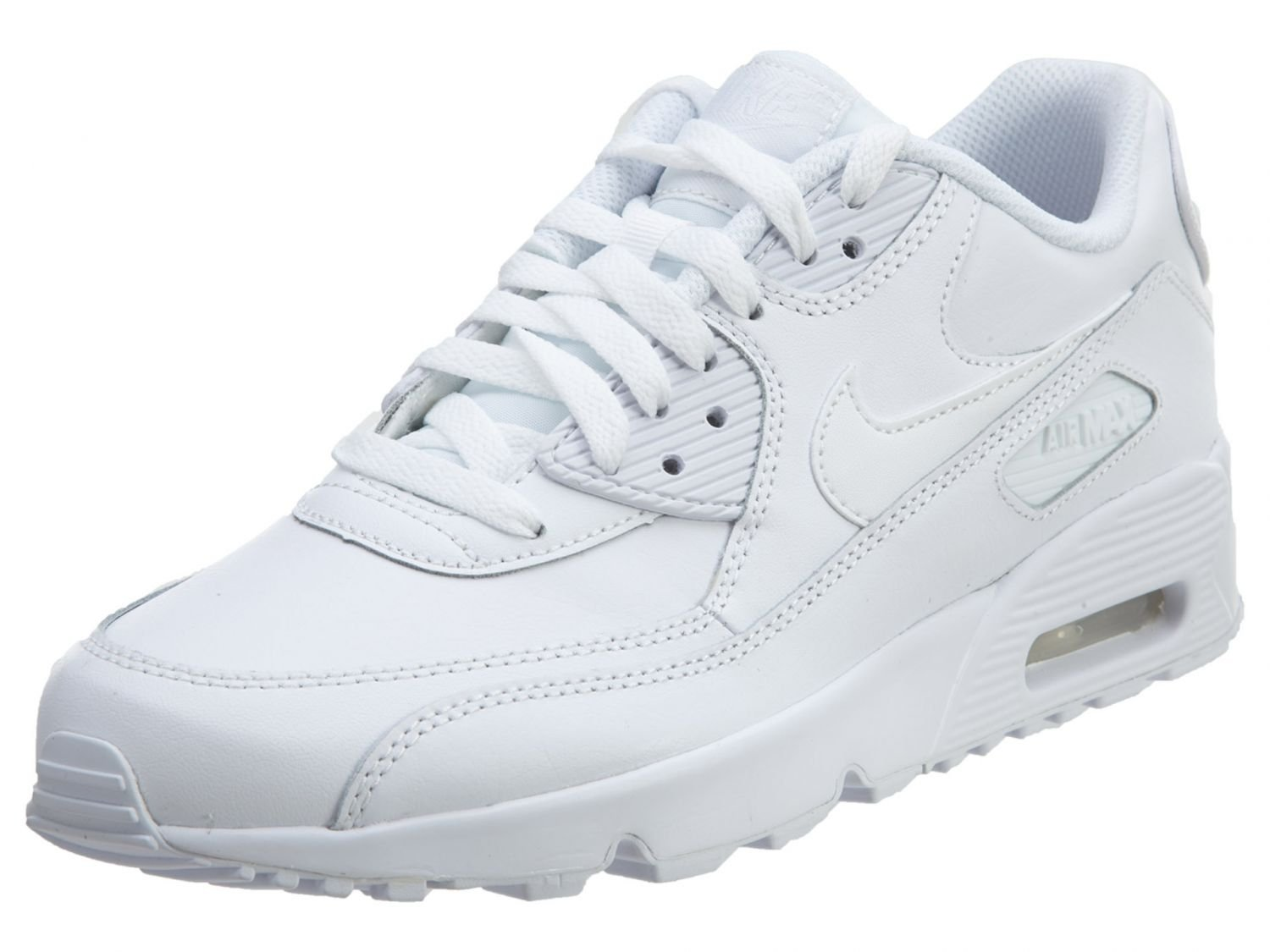 the latest 911c7 92a4e Galleon - Nike Air Max 90 LTR (TD) Running Shoes (7 M US Big Kid)