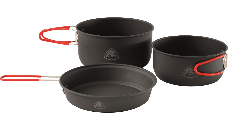Robens Frontier M Cook Set/ /Black One Size