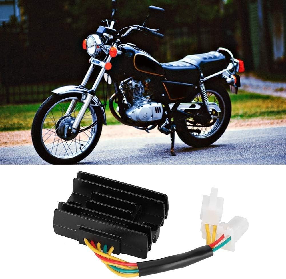KSTE Voltage Regulator Rectifier Compatible with Suzuki GN125 1982-83 91-97 GZ250 1999-00 02-10