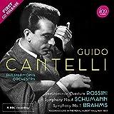 Guido Cantelli [Philharmonia Orchestra; Guido Cantelli] [Ica Classics: ICAC 5143]