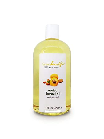 APRICOT KERNEL OIL ORGANIC CARRIER COLD PRESSED NATURAL 100 PURE 4 OZ TO 7 LBS