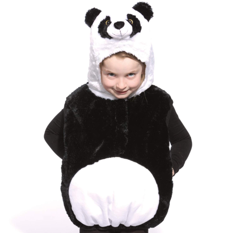 Krause & Sohn Disfraz de Oso Panda Powel Infantiles (Talla 104 ...