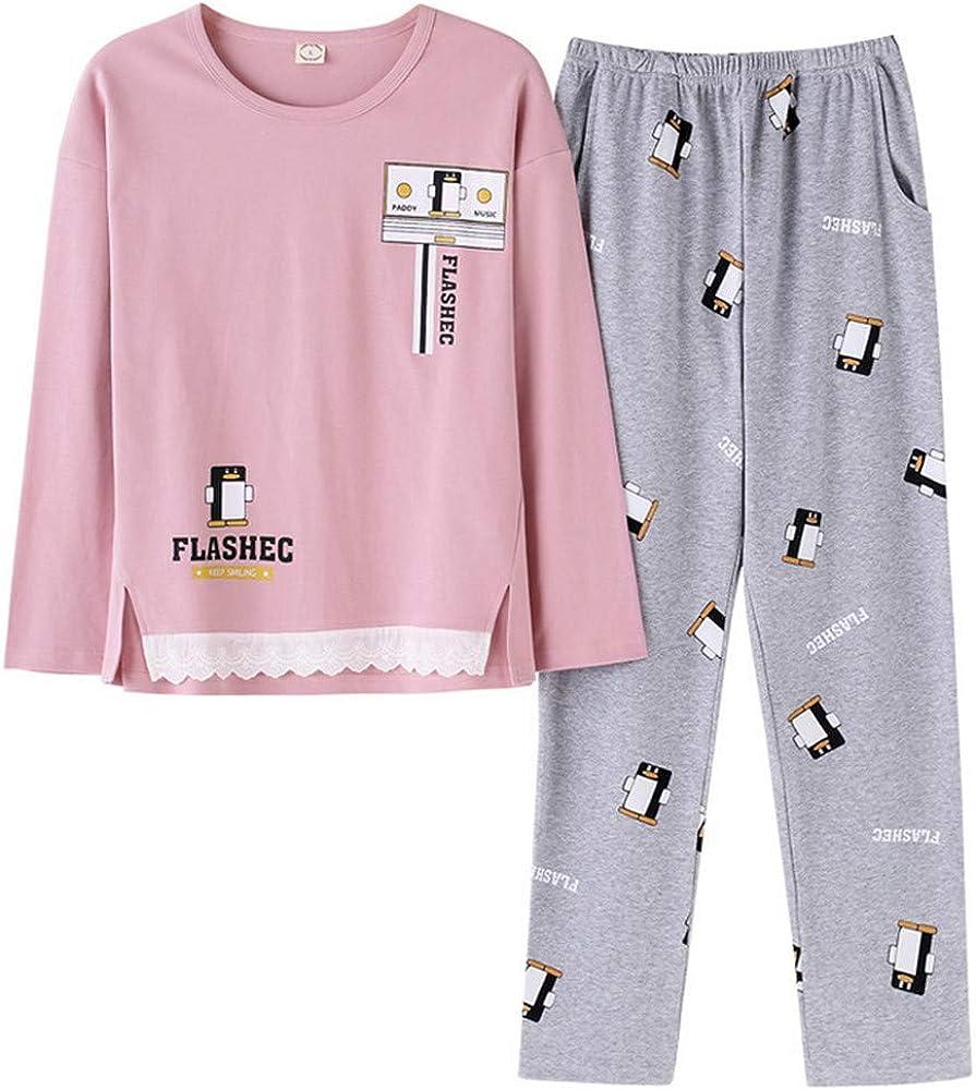 Mmllse Nuevos Conjuntos De Pijama De Confort Pijamas De Mujer ...