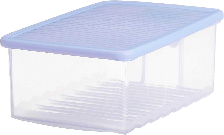 Tupperware Fridge Medium Smart Box, 1.6 Litres (164)