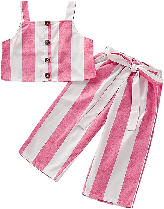 9b859ecbc Amazon.com  Little Girl Summer Set