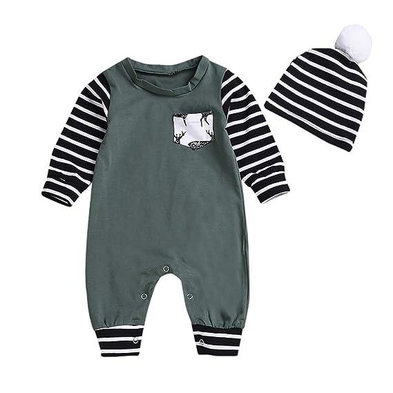 Neugeborener Baby Bodysuit Spielanzug Säuglingsjunge Schwarz Overall