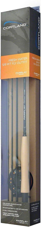 Cortland Fairplay Fly Rod /& Reel Carrier