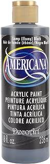 product image for DecoArt DA067-9 Americana Acrlics, 8-Ounce, Lamp (Ebony) Black