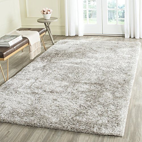 Safavieh South Beach Collection SBS562K Handmade Ice Polyester Area Rug (4' x 6')