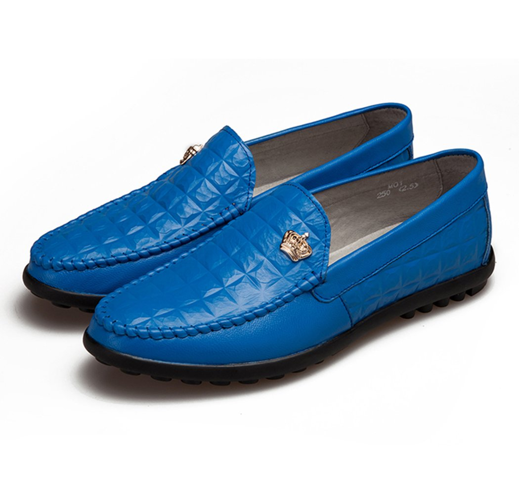 Men's Waterproof Slip-Ons - Perfect for Casual Walking and Outdoor Activities M01-42Be by HUMGFENG (Image #3)