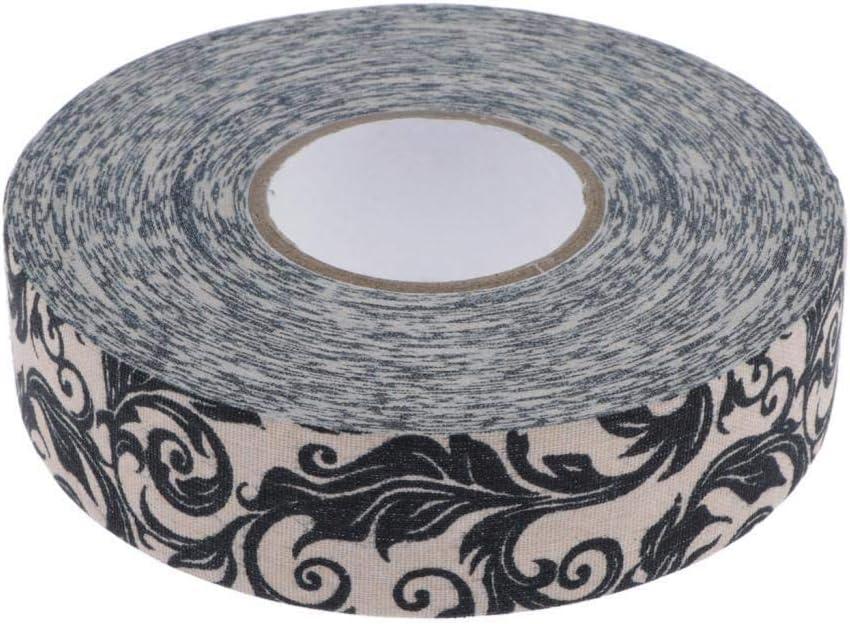 ZRONG 25mm x 25m Raqueta de Tenis Grip Tape Sobregrip Wrap Elegir los Colores pegue Cinta de Stick/Eje/Bat