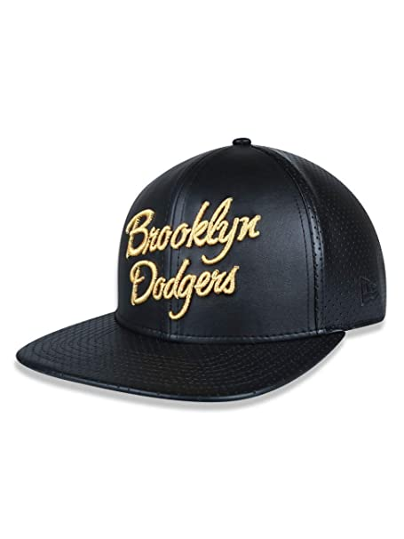 52c0d304f BONE 950 ORIGINAL FIT BROOKLYN DODGERS MLB ABA RETA SNAPBACK PRETO NEW ERA