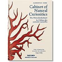 Seba. Cabinet of Natural Curiosities: BU