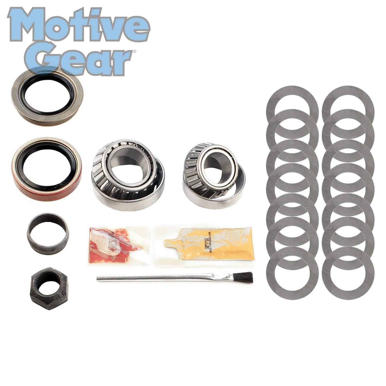 Motive Gear R10RTPK Light Duty Timken Bearing Kit, PBK GM 8.5'' '70-'98