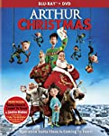 Cover Image for 'Arthur Christmas (Two Discs: Blu-ray / DVD + UltraViolet Digital Copy)'